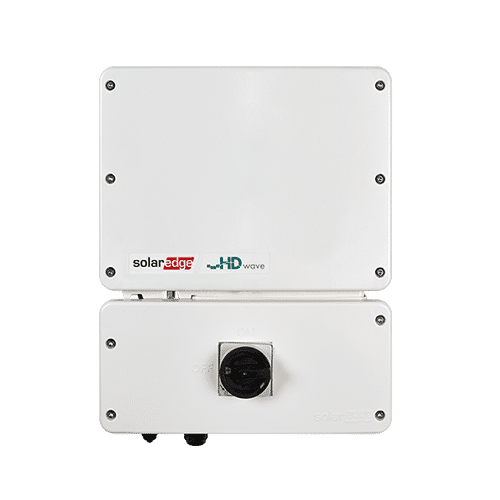 Solar Edge Single Phase Inverters with HD-Wave Technology