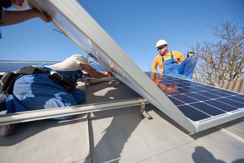 Solar System Installation - Sunface Solar