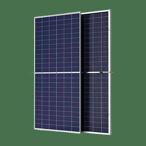 Trina solar duomax twin - Sunface Solar