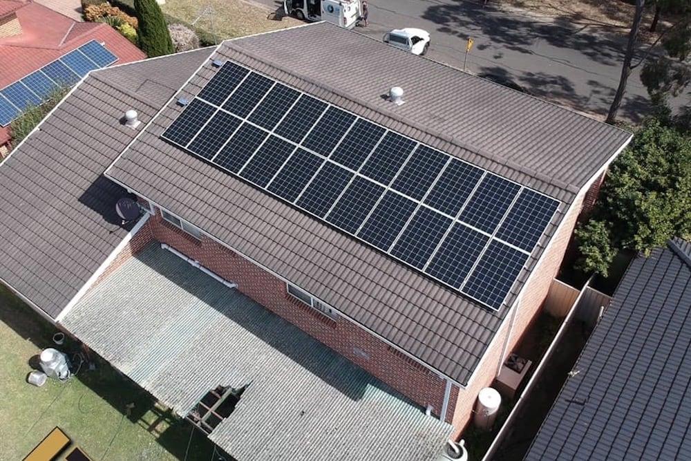Activation of solar panels - Our Process - Sunface Solar