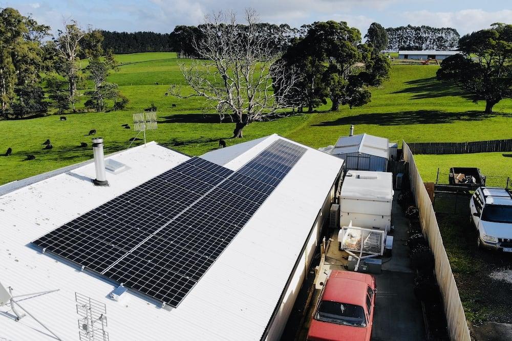 Commercial Solar System - Sunface Solar