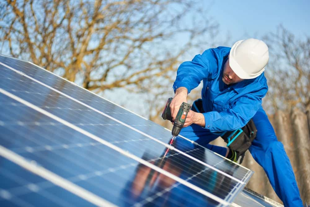 Solar panel installation - Our Process - Sunface Solar