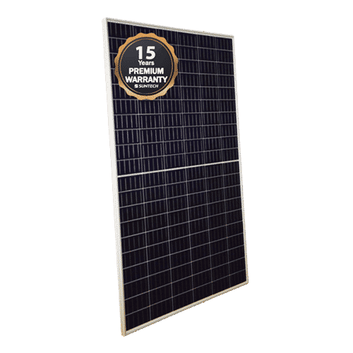 Suntech HiPro - Sunface Solar