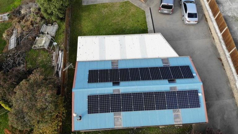 Burnie, Tasmania solar panels