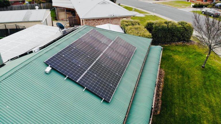 Hobart, Tasmania residential solar