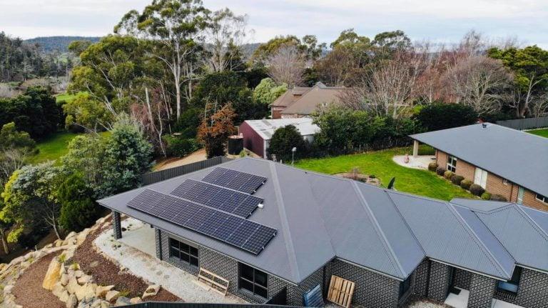 Hobart, Tasmania solar installer