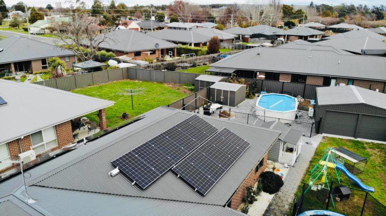 Hobart, Tasmania solar system installer