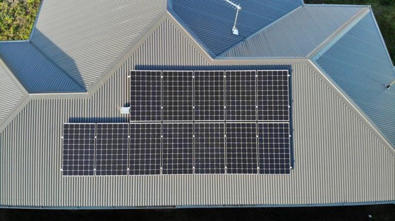 Launceston, Tasmania residential solar