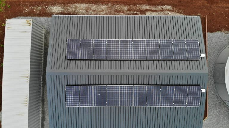 Launceston, Tasmania residential sunface solar
