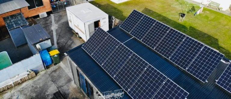 Launceston, Tasmania solar system installation