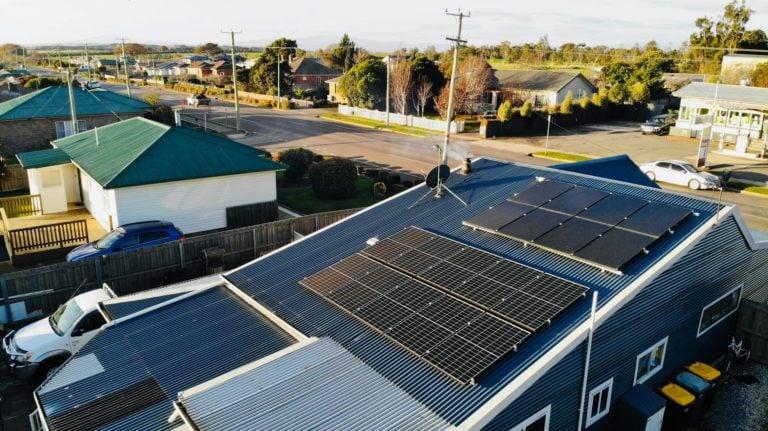 Launceston, Tasmania solar system installer