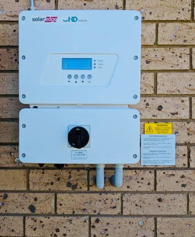 Launceston, Tasmania solaredge inverter