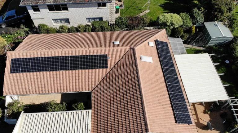 Newstead & Norwood, Launceston commercial solar