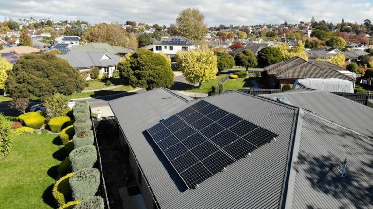 Newstead & Norwood, Launceston solar install