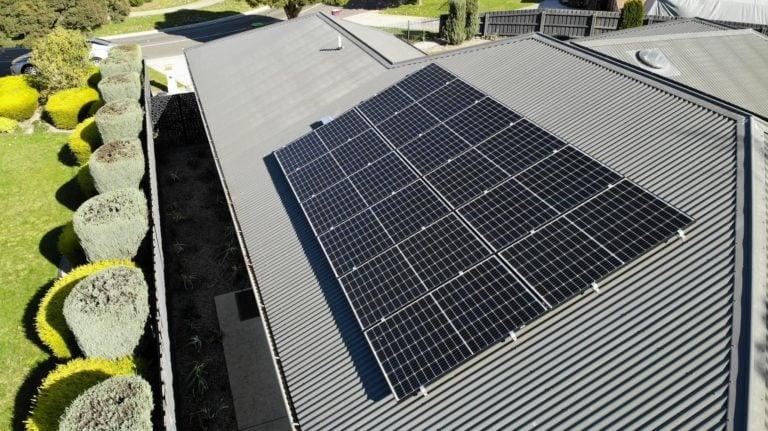 Newstead & Norwood, Launceston solar panels