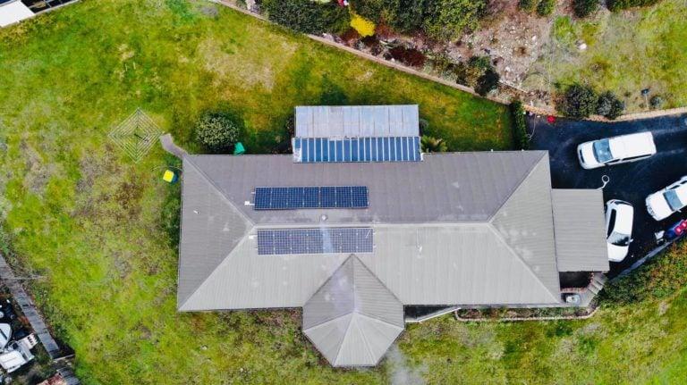 Saint Marys, Tasmania, Australia solar