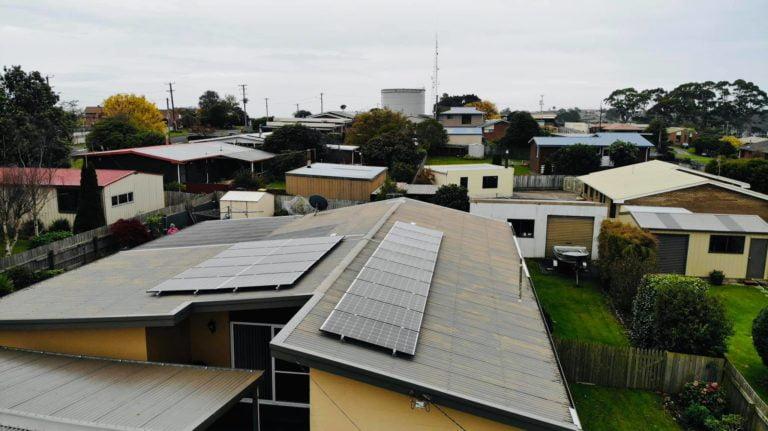 Smithton, Tasmania residential solar