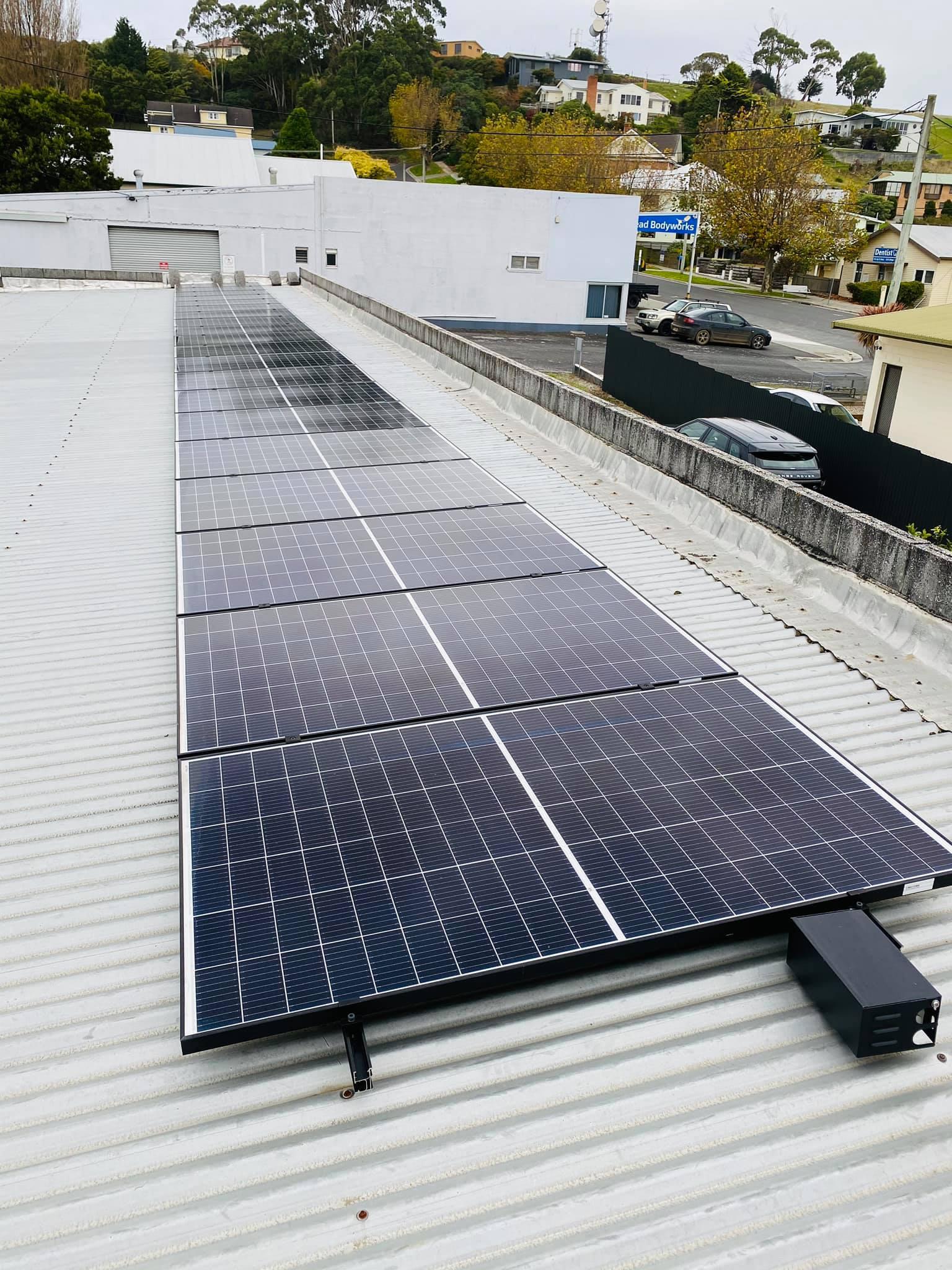 Smithton, Tasmania solar installation