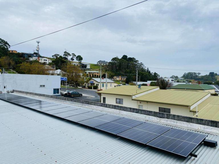 Smithton, Tasmania sunface solar