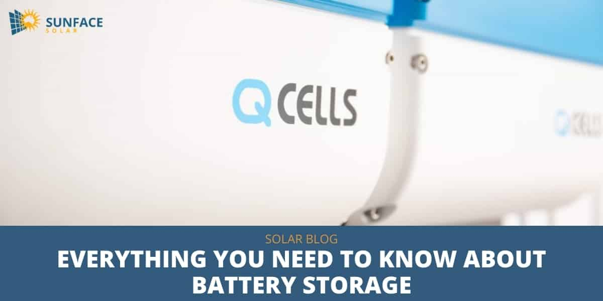 Everything You Need to Know About Battery Storage
